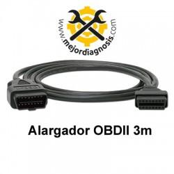 Alargador de OBDII 3m